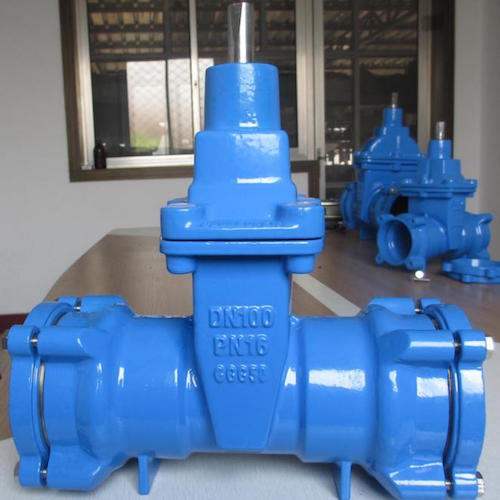Socket End NRS Gate Valve